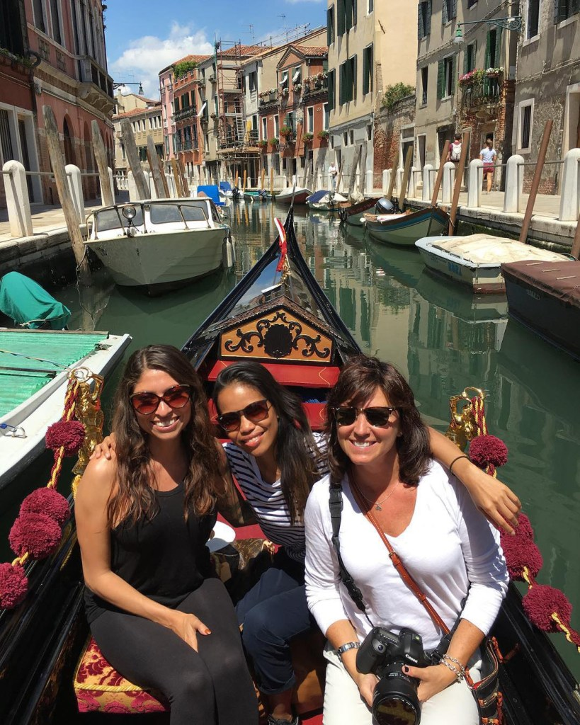 Pink Pangea's writer's retreat in Italy