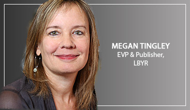 Megan Tingley - EVP & Publisher, Little, Brown Books for Young Readers
