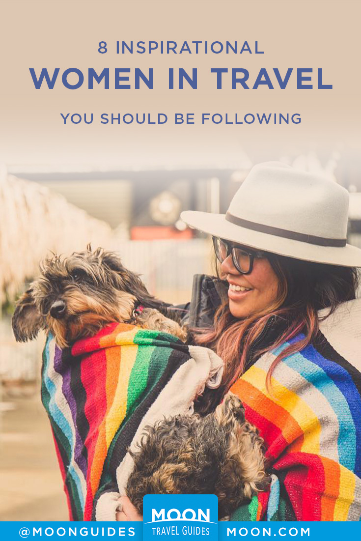 8 Women Influencers You Should Be Following Moon Travel Guides