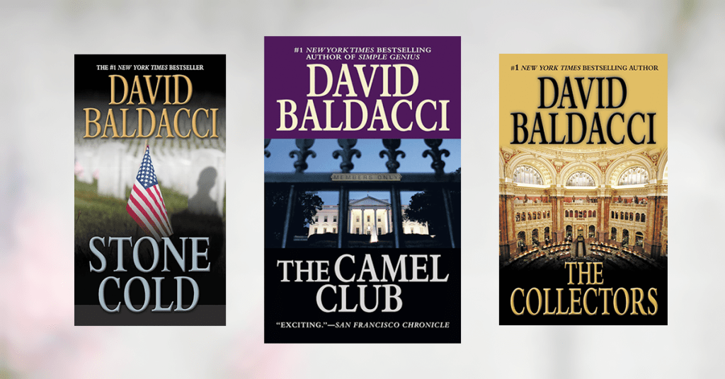 David Baldacci Camel Club Books in Order