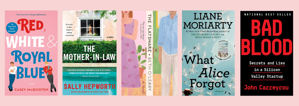 Five Summer Recs from Kelly Rimmer | read forever