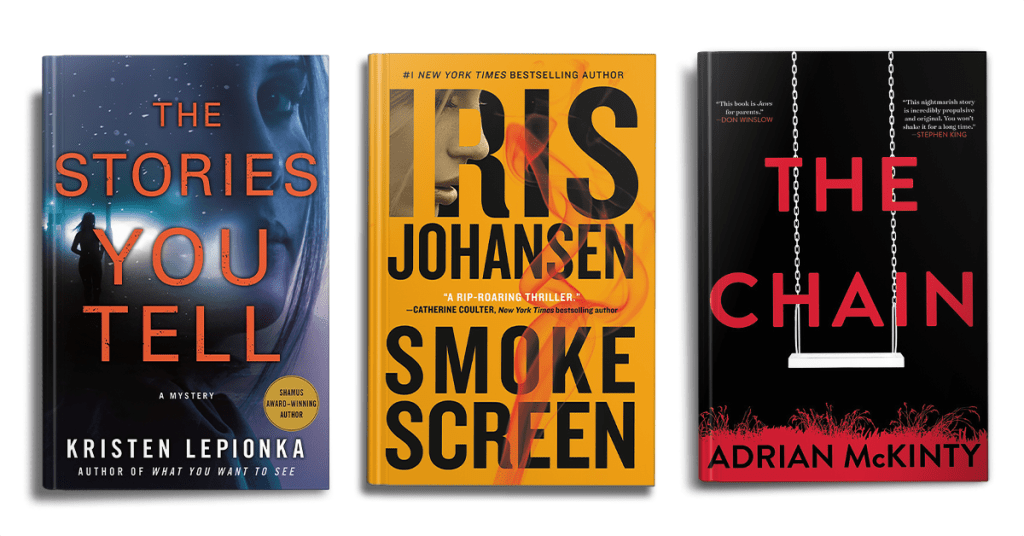 New Crime Fiction Releases July 2019