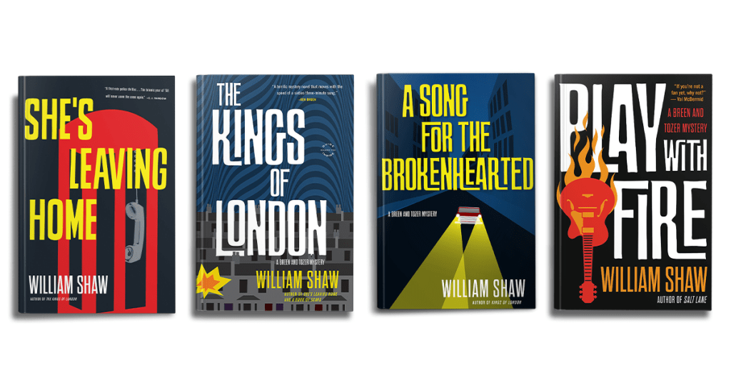William Shaw Breen and Tozer Series
