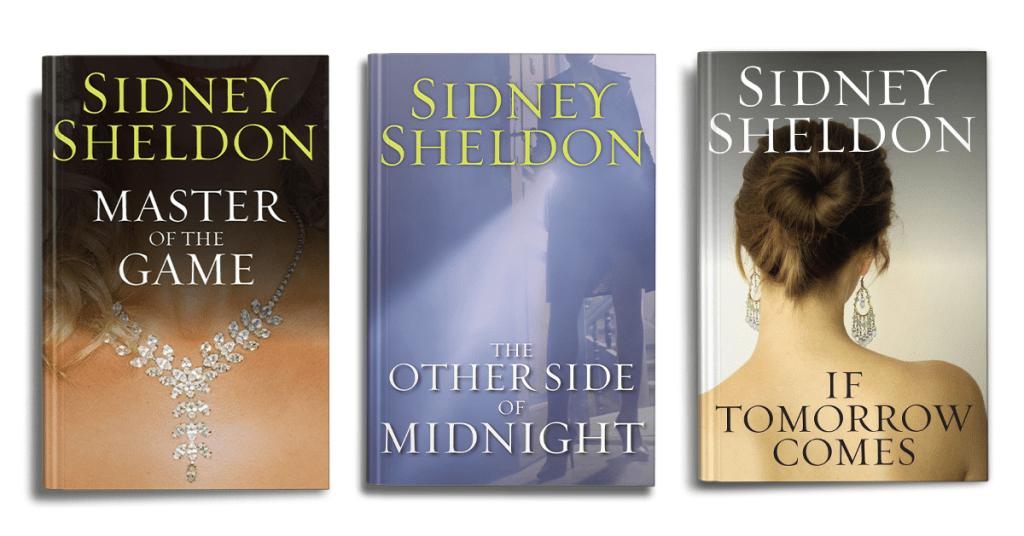 The 10 Best Sidney Sheldon Crime Novels According to Goodreads