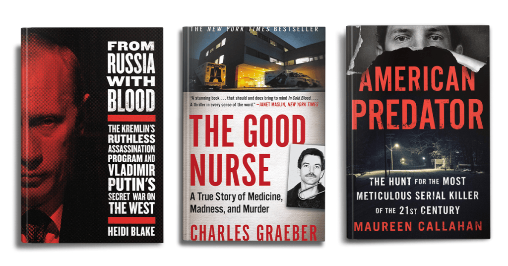 True Crime Books That Are Scarier Than Fiction