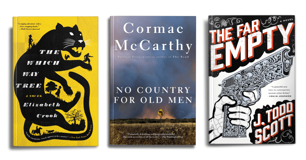The 10 Best Western Mysteries and Thrillers