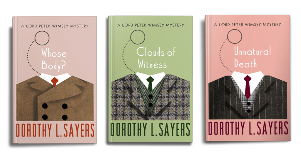 The Lord Peter Wimsey Series Books in Order Featured Image
