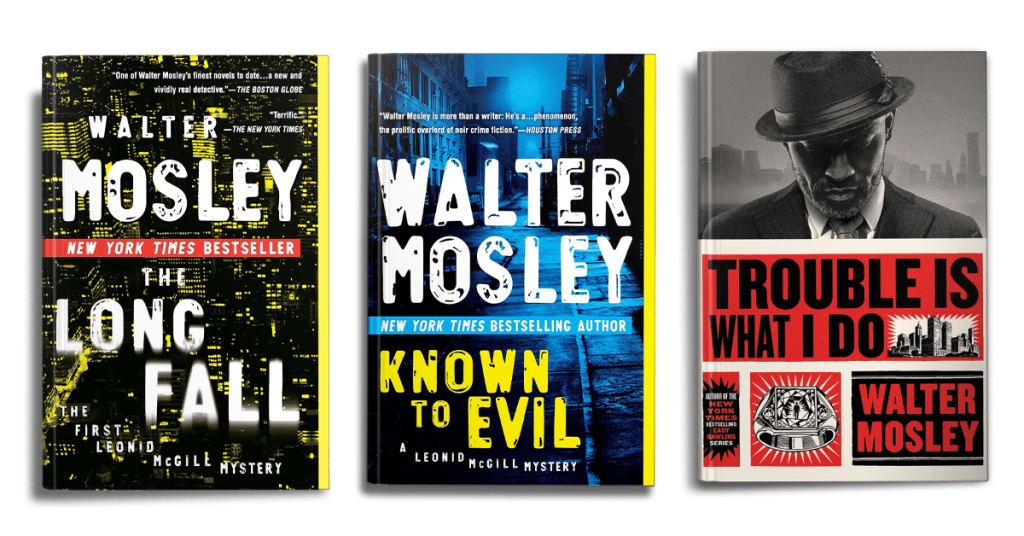 Walter Mosley's Leonid McGill Books in Order Featured Image