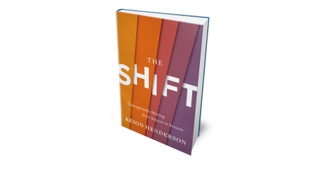 Learn to Embrace Change in THE SHIFT by Keion Henderson Featured Image