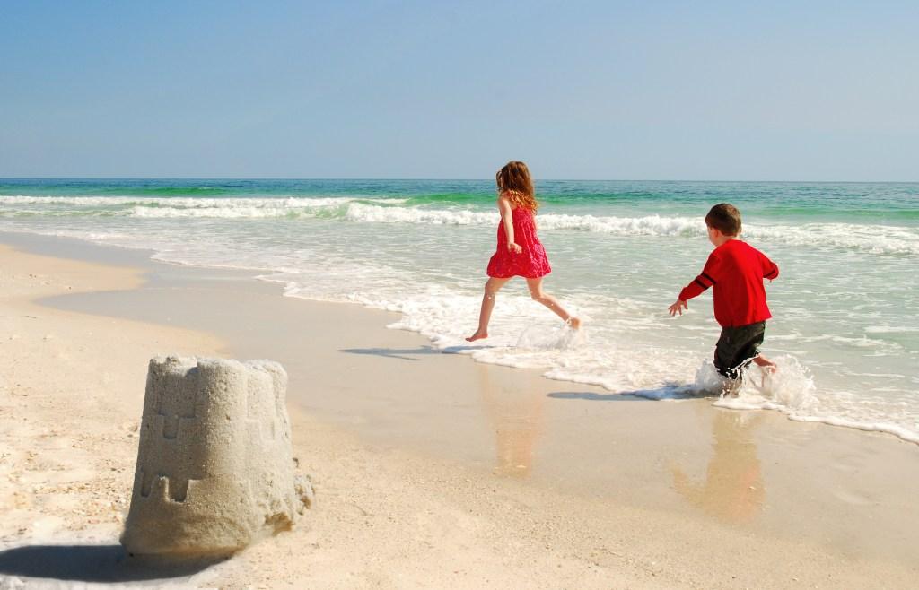 sandcastle in florida