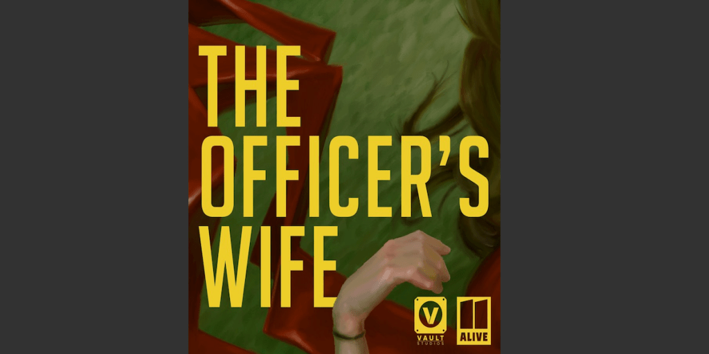 The Officer's Wife_NovelSuspects