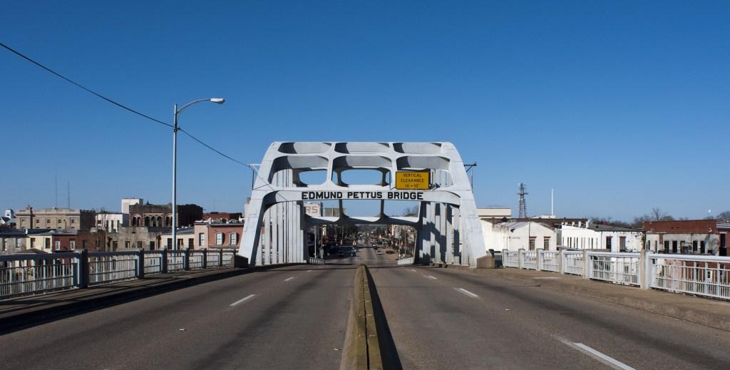 Edmund Pettus Bridge Selma