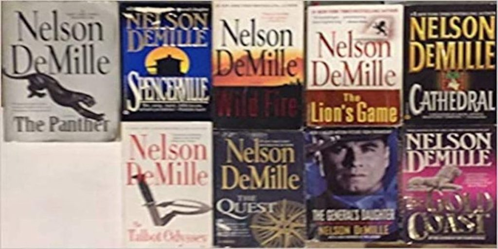 NelsonDemilleWorldofCrimeFiction_NovelSuspects