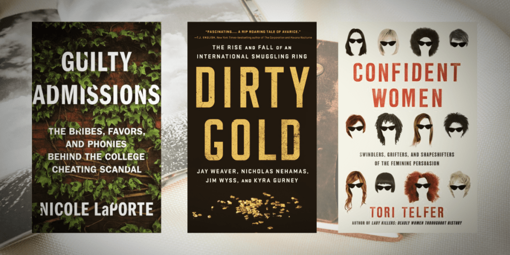 What We're Reading True Crime Edition