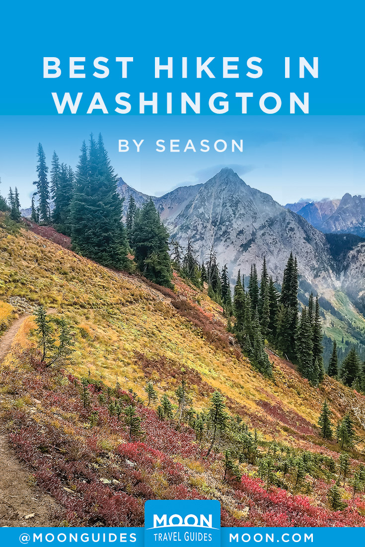 Washington possesses an abundance amount of national parks, national forests, wildlife refuges, and state parks to explore. Start planning your hiking adventure today!
