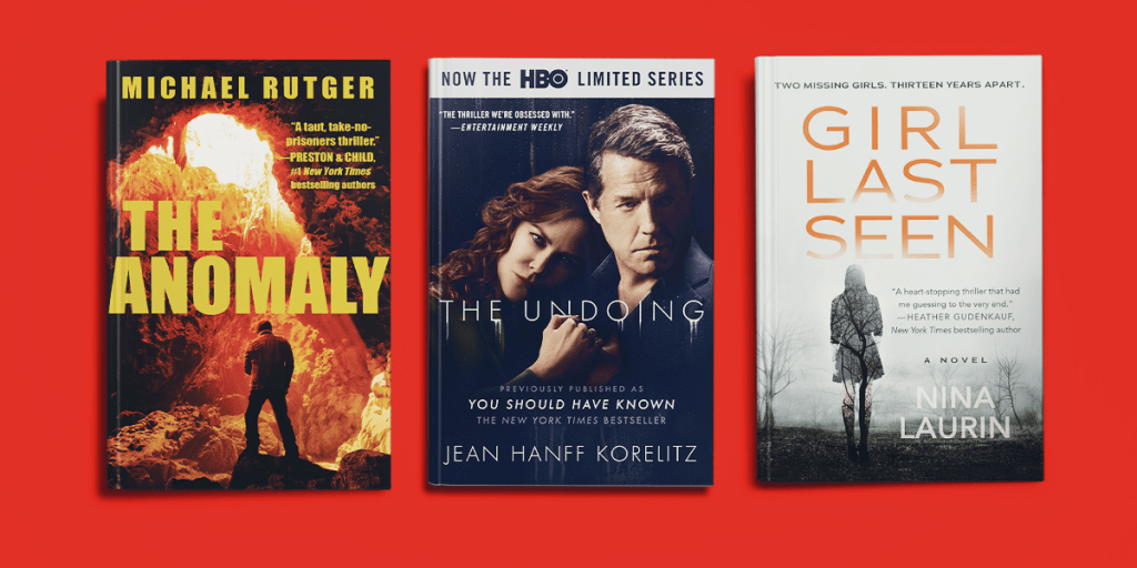 GCP Presents Sizzling Summer Reads