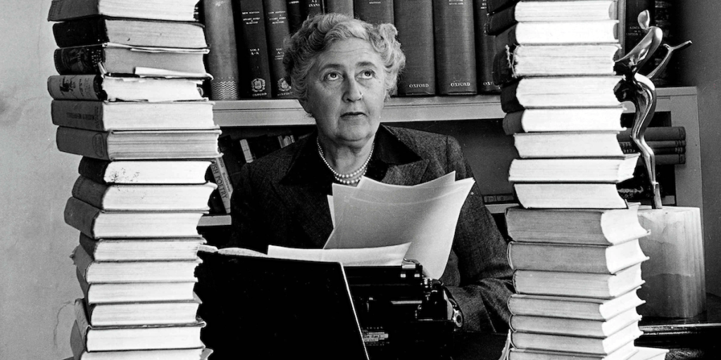 The Life and Disappearance of Agatha Christie