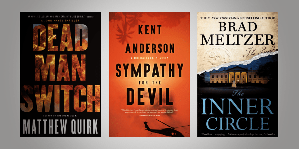 Five Lesser Known Crime Fiction Series To Keep You Guessing_NovelSuspects