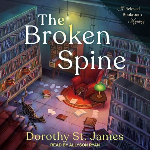 TheBrokenSpineAudiobook