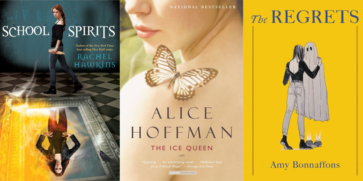 Haunting Halloween Reads: Stories about the Supernatural