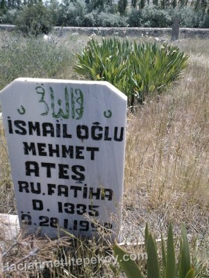 ismail oglu mehmet ates