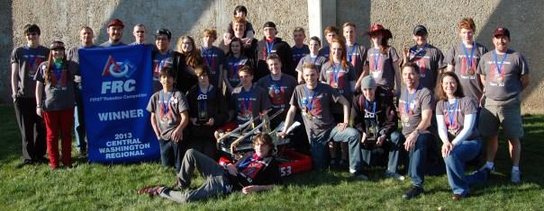 Team 753 - Team photo