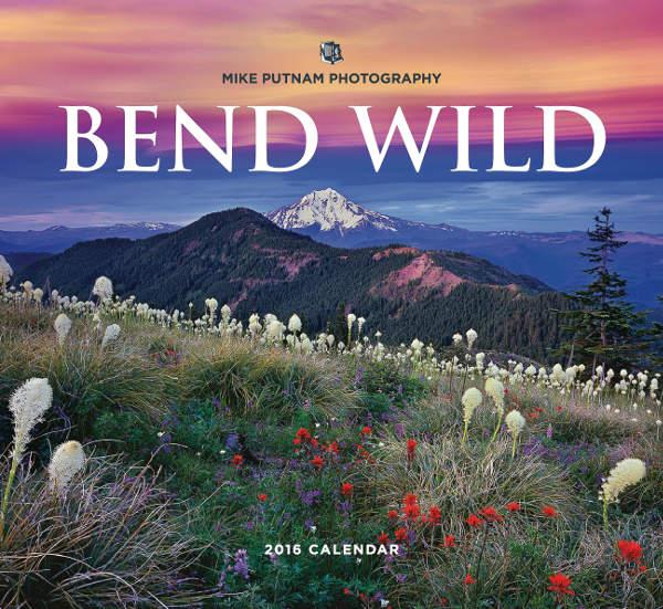 """""""Bend Wild"""" Calendar"""