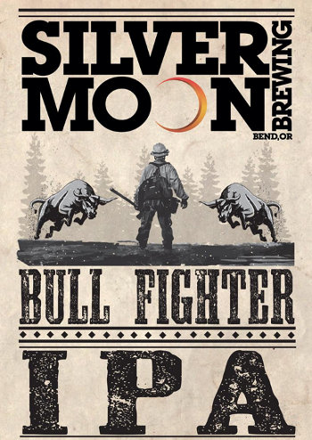 Silver Moon Bull Fighter IPA