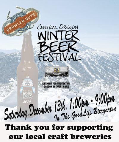 Central Oregon Winter Beer Fest 2014