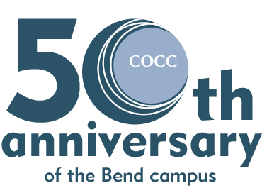COCC Bend Campus 50th anniversary