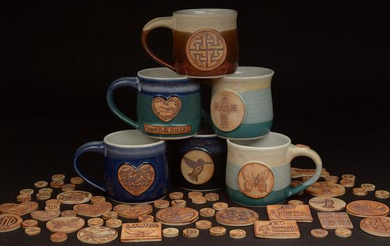 Mug Revolution handmade coffee mugs