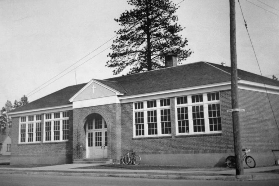 Old St. Francis Catholic School