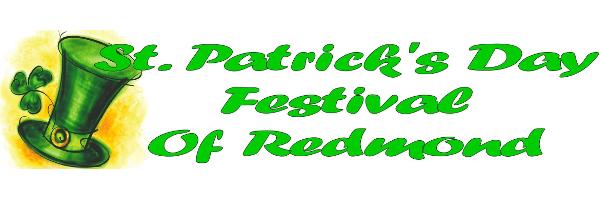 Redmond St. Patrick's Day Festival