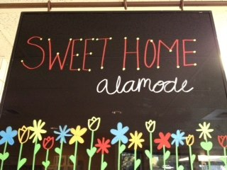 Sweet Home Alamode