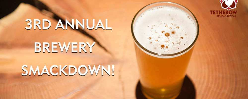 Tetherow 3rd annual Brewery Smackdown