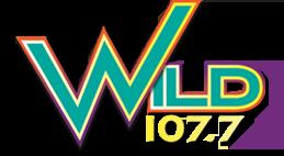 The Wild 107.7FM logo