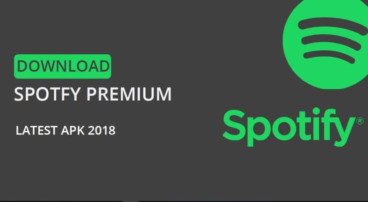 spotify apk full crack 2018