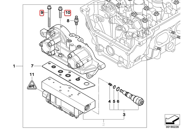Bmw M60 Engine Diagram, Bmw, Free Engine Image For User