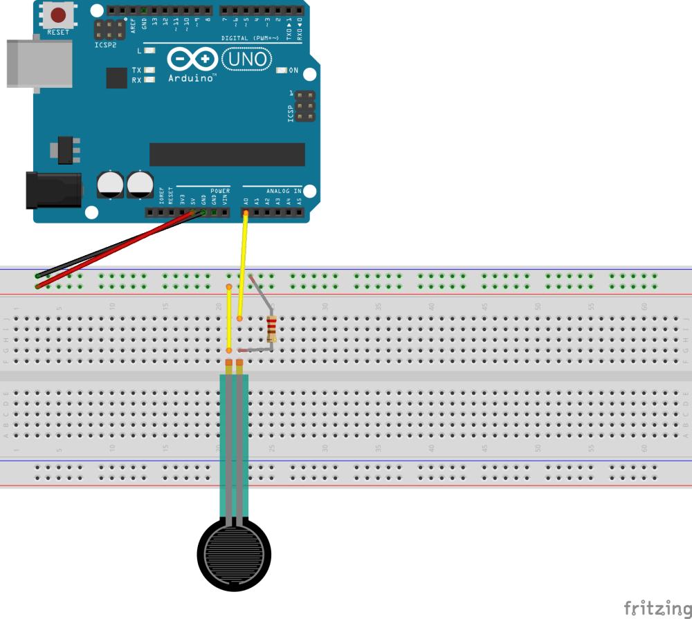 medium resolution of force sensitive resistor circuitry