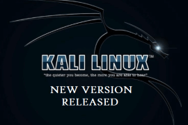Kali Linux New Version