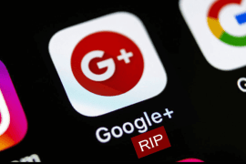 Google Plus Shutting Down