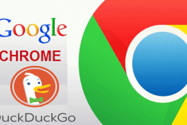 Google Chrome And DuckDuckGo