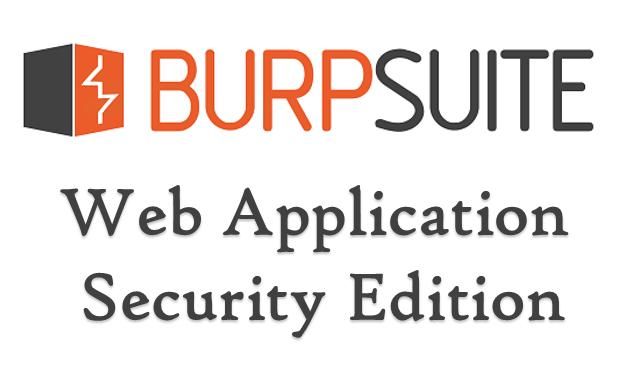 BurpSuite Web Application Security
