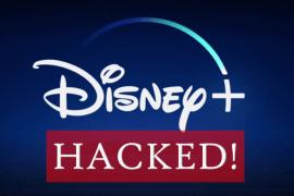 Disney Plus Hacked