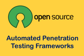 Open Source Penetration Testing Frameworks