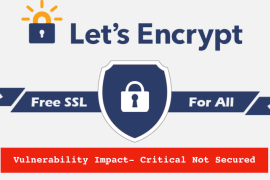 Lets Encrypt Vulnerable