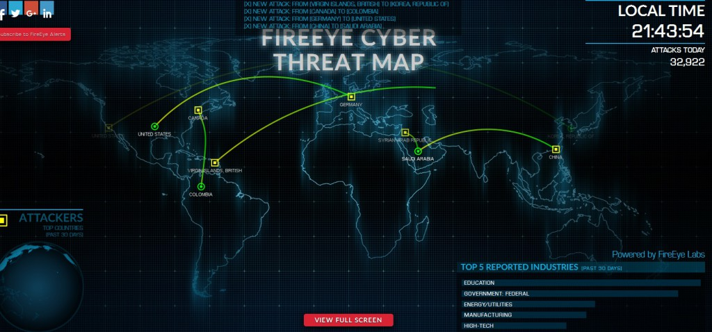 top 7 cyber attack
