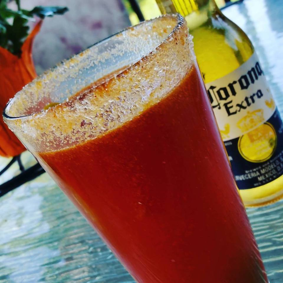 Low Sodium Michelada - A Bloody Beer Recipe