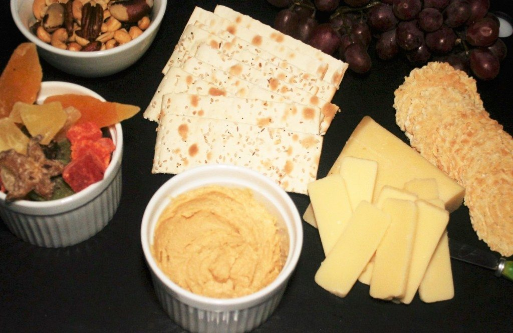 Low Sodium Snack Platters for Holiday Entertaining