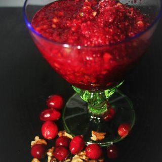Cranberry Relish Salad